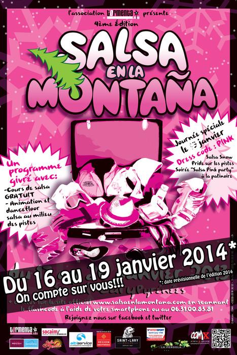 Festival Salsa en la Montaña du 16 au 19 janvier | Vallée d'Aure - Pyrénées | Scoop.it