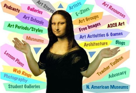 Incredible Art Department | Art Education | Helen's Teaching and Learning Ideas | Scoop.it