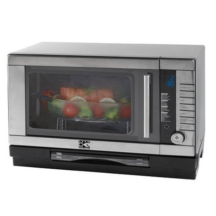 Kalorik MW 26146 Steam Microwave Oven with Real Convection | steam oven cooking | Scoop.it