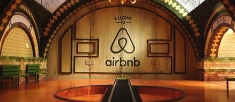 Behind the scenes of #Airbnb's impressively intricate commercial | ALBERTO CORRERA - QUADRI E DIRIGENTI TURISMO IN ITALIA | Scoop.it