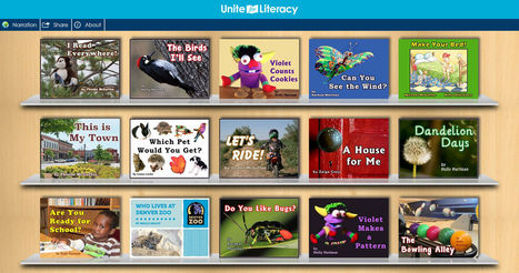 Unite for Literacy library | librarianonthefly | Scoop.it
