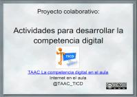 Casi 100 actividades para desarrollar la competencia digital en elaula. | Tic, Tac... y un poquito más | Scoop.it