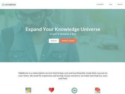 32 Websites That Will Make You a Genius | Serious Play | Scoop.it