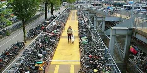 Así fue como Ámsterdam se hizo la ciudad de las bicicletas - Bogotá - El Tiempo | Infraestructura Sostenible | Scoop.it