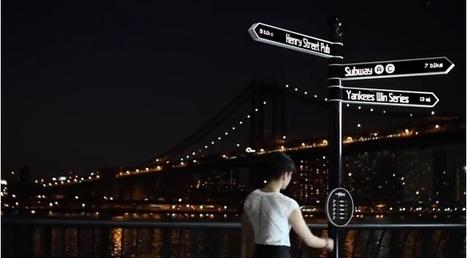 Les panneaux pointent vers le futur | Tendances : technologie | Scoop.it