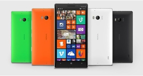 Nokia Lumia 930 – best Windows 8.1 phone so far | Best Smartphones - Tech News - WhatsUp Markets | Scoop.it