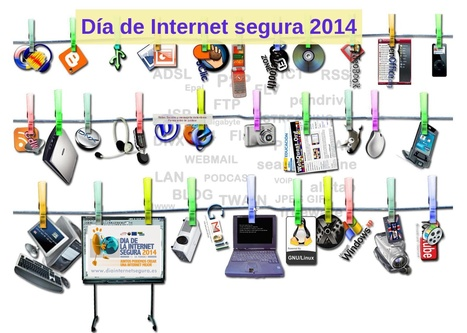 De lunes a viernes en el cole: Seguridad en Internet 2014 | SEGURIDAD EN INTERNET | Scoop.it