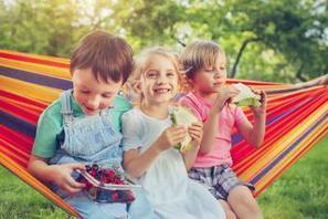 Guía para una alimentación infantil saludable y equilibrada. Resolviendo dudas, rompiendo mitos y aclarando conceptos. | Familias | Scoop.it