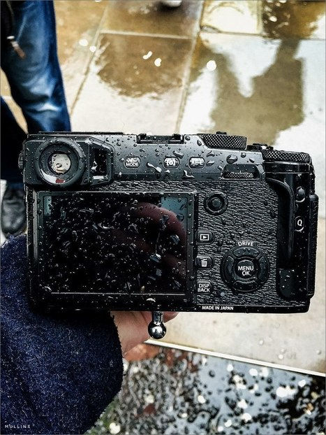 Fuji X-Pro2 Weather Sealing & Shutter Sound   Fujifilm X Series APS C sensor camera   Scoop.it