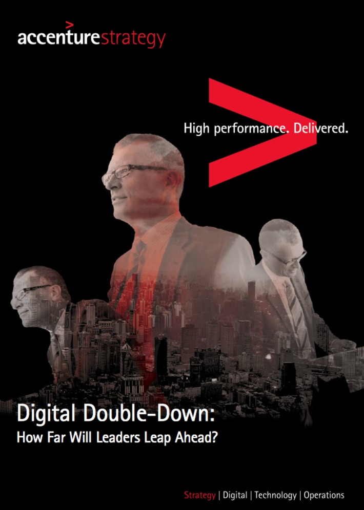 Digital Double-Down: How Digital Transformers will Leap Ahead | Excellent Business Blogs | Scoop.it