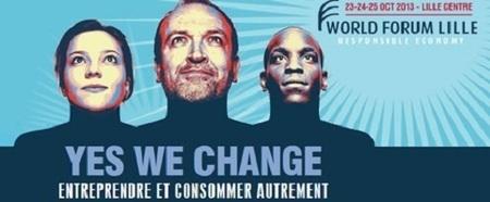 Le bonheur s'invite au World Forum Lille - UP Magazine | Entreprendre autrement | Scoop.it