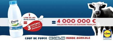 Lidl collecte 4 millions d'euros pour les éleveurs - Le Figaro | Agriculture en Dordogne | Scoop.it
