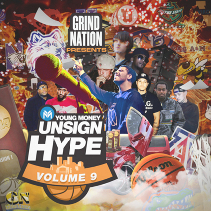 Various Artists - Young Money Unsign Hype Vol. 9 Hosted by Grind Nation   Random Articles & Pics   Scoop.it