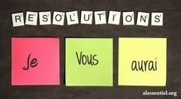 Motivation VS Résolutions - Round #2 - A l'Essentiel | A l'Essentiel | Scoop.it
