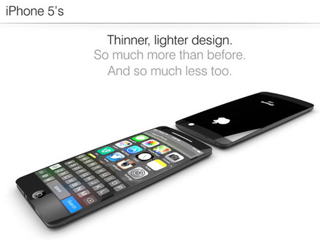 iPhone 5S | Contemporary Art, Design and Technology | Scoop.it