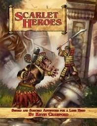 5 trucs : Scarlet Heroes | Jeux de Rôle | Scoop.it