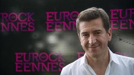 Matthieu Pigasse devient président des Eurockéennes de Belfort | DocPresseESJ | Scoop.it