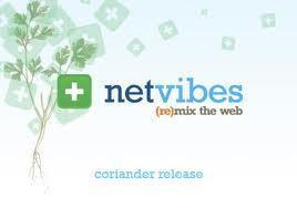 Netvibes | Outils en ligne pour bibliothécaires | Scoop.it