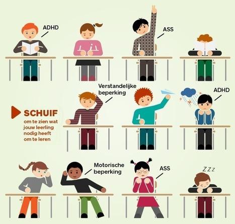 Kijk jij naar je leerling of het label?   Sociale-emotionele ontwikkeling   Scoop.it