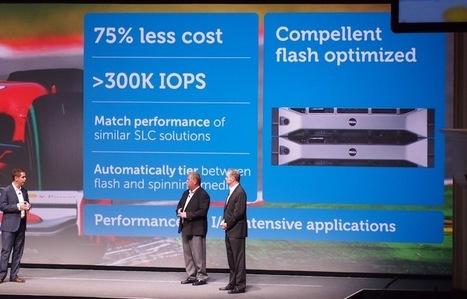 Dell Compellent, FluidFS, and Hadoop Updates Announced - StorageReview.com | Storage Rack | Scoop.it