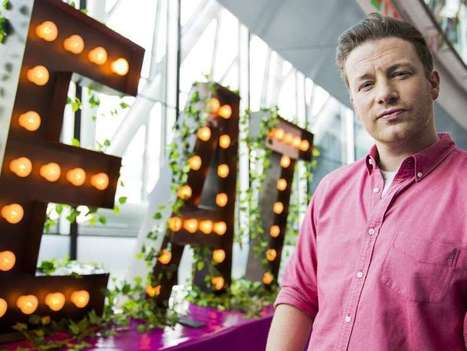 Jamie Oliver reveals the 14 superfoods that will help you live to 100 | Nutrition Today | Scoop.it