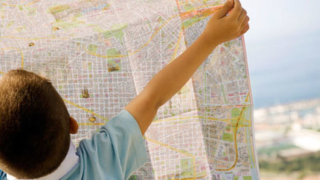 Why Children Still Need to Read (and Draw) Maps | kennisbasis aardrijkskunde | Scoop.it