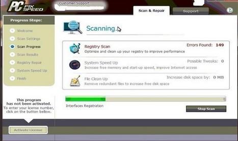 Computer Virus Manual Removal: Uninstall PC Fix Speed System Optimizer Completely | fake anti-virus program | Scoop.it