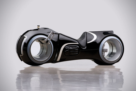 The Real Life Tron Light Cycle Is For Sale | Future Motorcycling to Infinity and Beyond! | Scoop.it