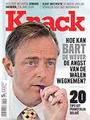 Bart De Wever of N-VA on the cover of KNACK | Sander de Wilde. Photographer in Brussels Belgium. | Brussels in photographs | Scoop.it