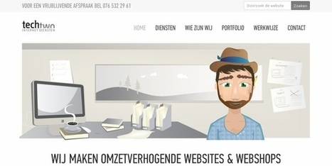 20 web design illustrés p