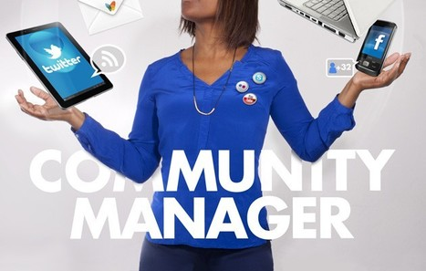 Formations Community Management - Community Manager
