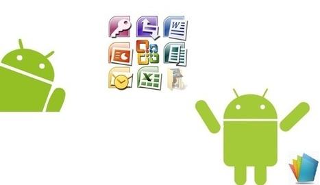 10 Aplicaciones Android Indispensables para Profesores | Educación 2015 | Scoop.it
