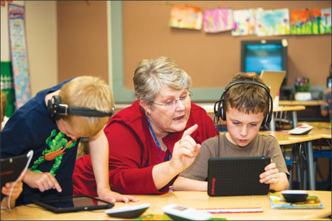 Building a District Culture to Foster Innovation - Education Week News | Educational Technologies | Scoop.it