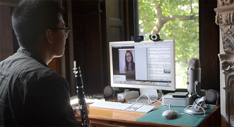 How EdTech Is Now Being Used In Music Classrooms - Edudemic   Beyond the Stacks   Scoop.it