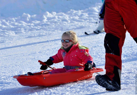 Les sports de neige en famille en Aveyron | L'info tourisme en Aveyron | Scoop.it