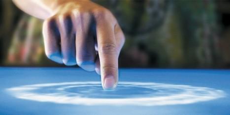 Con Kinect ahora se puede convertir cualquier superficie en pantalla táctil | Aprendiendo Lenguas  con TIC | Scoop.it