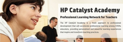 The NMC, ISTE, and HP Launch the HP Catalyst Academy | The New Media Consortium | Science-Tech-Engineering-Arts-Math | Scoop.it