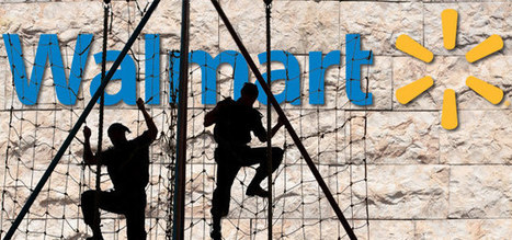 Wal-Mart Drafts Leaders for Military-style Training | MGT 307 | Scoop.it