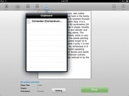 Printing from theiPad   iPad tips   Scoop.it