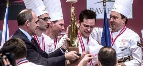 La France remporte la Coupe du monde de pâtisserie | papilles en folie | Scoop.it