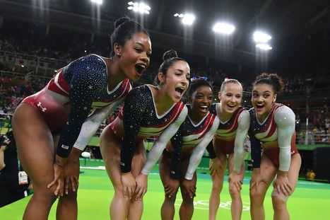 Stop calling Olympic gymnasts 'America's Sweethearts' | Women and Girls | Scoop.it