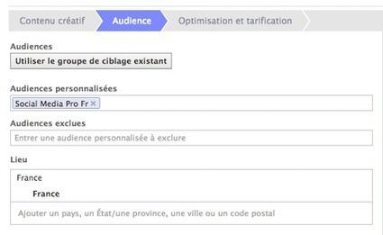 Comment faire du reciblage publicitaire sur Facebook - Social Media Pro | Management Numérique de Destination | Scoop.it