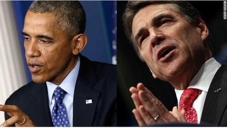 Obama invites Perry to meeting on border crisis | path to citizenship | Scoop.it