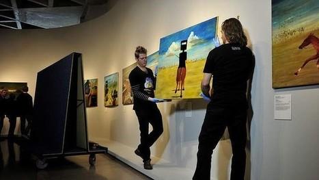Les paysages australiens s'exposent à Londres à la Royal Academy of Arts | Tahiti Infos | Kiosque du monde : Océanie | Scoop.it