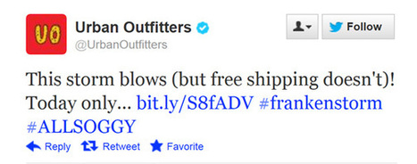 How NOT to use social media for Ecommerce - Fourth Source | Magerover | Scoop.it