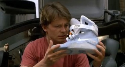 Those Self-Lacing Nikes From 'Back to the Future Part II' Are on the Way | Digital-Tech Notes | Scoop.it