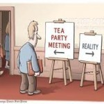 Poll Shows Most Unpopular Group In America Is The Tea Party | Daily Crew | Scoop.it