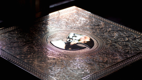 Sole copy of Wu-Tang Clan's secret album won't be shared for 88 years | For reading | Scoop.it
