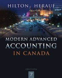 Test Bank For » Test Bank for Modern Advanced Accounting in Canada, 7th Edition : Hilton Download | Accounting Online Test Bank | Scoop.it
