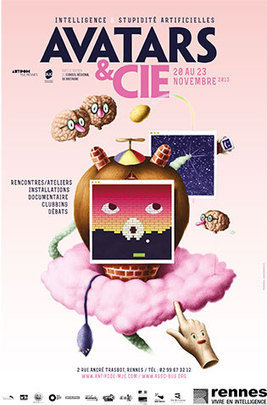 Antipode Rennes : musique actuelle et regard décalé sur la robotique cet automne | Musique actuelle et indépendante | Scoop.it